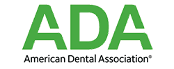 The official American Dental Association Logo